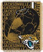 Northwest NFL Jacksonville Jaguars Jacquard Throws