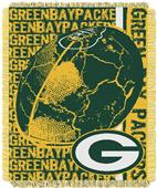 Northwest NFL Green Bay Packers Jacquard Throws