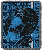 Northwest NFL Carolina Panthers Jacquard Throws