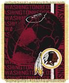 Northwest NFL Washington Redskins Jacquard Throws
