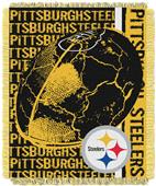 Northwest NFL Pittsburgh Steelers Jacquard Throws