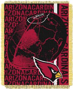 Northwest NFL Arizona Cardinals Jacquard Throws
