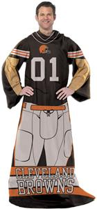 Northwest NFL Cleveland Browns Comfy Throws