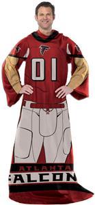 Northwest NFL Atlanta Falcons Comfy Throws