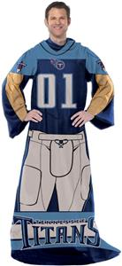 Northwest NFL Tennessee Titans Comfy Throws