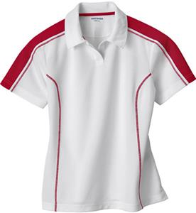Extreme Eperformance Ladies Pique Color Block Polo