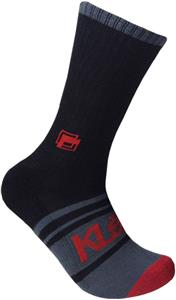 KLeN Laundry Gasser Black Crew Socks