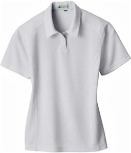 Il Migliore Ladies Recycled Polyester Birdeye Polo