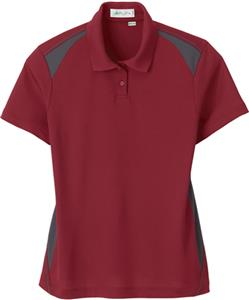 Il Migliore Ladies Polyester Honeycomb Polo