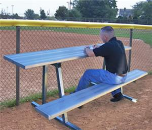 Baseball/Softball Standard Scorers Table