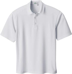 Il Migliore Mens Recycled Polyester Birdseye Polo