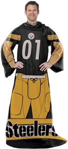 Northwest NFL Pittsburgh Steelers Comfy Throws