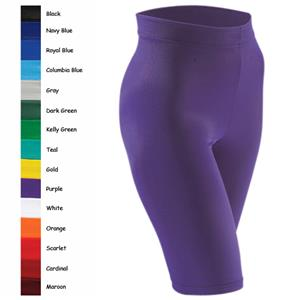 Adams Women's Athletic Compression Shorts