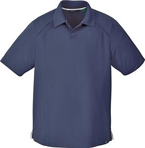 North End Sport Mens Recycled Polyester Pique Polo
