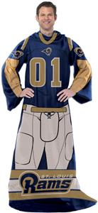 Northwest NFL St. Louis Rams Comfy Throws