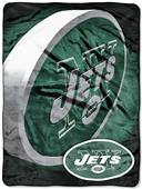 Northwest NFL New York Jets Micro Raschel Throws