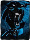 Northwest NFL Panthers Micro Raschel Throws
