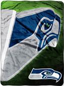 Northwest NFL Seahawks Bevel Micro Raschel Throw