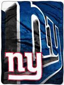 Northwest NFL New York Giants Micro Raschel Throws