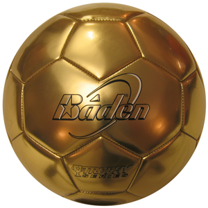 Baden Gold Trophy Series Soccer Balls - Closeout