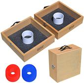 P&P Imports Wooden Washer Toss Game