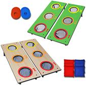P&P Imports Bag/Washer Toss Cornhole Combo Game