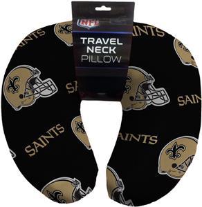 Northwest NFL New Orleans Saints Neck Pillows