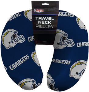 Northwest NFL San Diego Chargers Neck Pillows
