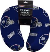 Northwest NFL New York Giants Neck Pillows