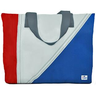 Sailorbags Medium Sailcloth Tri-Sail Tote Bags