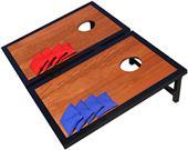 P&P Imports Premium Wood Cornhole Game Set