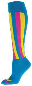 Red Lion Vertical Socks - Closeout
