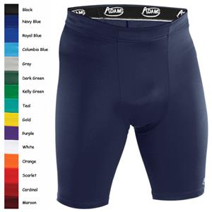 Adams Men&#39;s 799 Athletic Compression Shorts