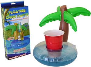 P&P Imports Palm Float Drink Holder