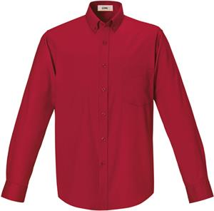 Core365 Operate Mens Long Sleeve Twill Shirt