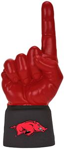 Foam Finger University of Arkansas Combo