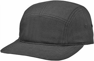 Richardson 5 Panel Flat Bill Adjustable Caps
