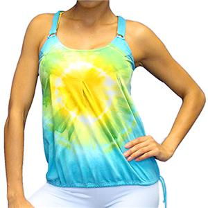 Bluefish Sport Hippie Tweety Blouse