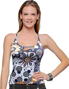 Bluefish Sport Print Cami