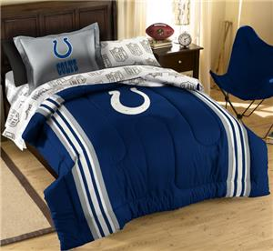 Northwest NFL Colts Twin Bed in Bag Sets