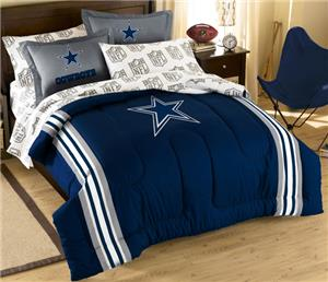 Northwest NFL Dallas Cowboys Full Bed in Bag Sets