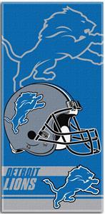 Northwest NFL Detroit Lions Beach Towels