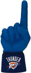 Foam Finger NBA Oklahoma City Thunder Combo