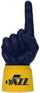 UltimateHand NBA Utah Jazz FoamFinger/Sleeve Combo