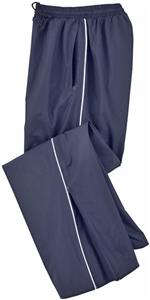 North End Ladies Woven Twill Athletic Pants