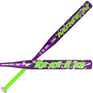 Miken Halo Light -12.5 Fastpitch Softball Bat