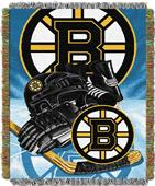 Northwest NHL Boston Bruins Tapestry Throws