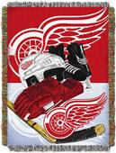 Northwest NHL Detroit Red Wings Tapestry Throws