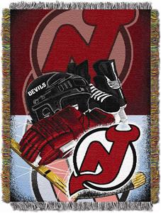 Northwest NHL New Jersey Devils Tapestry Throws