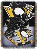Northwest NHL Pittsburgh Penguins Tapestry Throws
